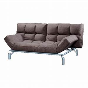 clo creative modern 3 seater fabric sofa bed brown With sofa bed lazada