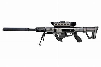 Sniper Rifle Advanced Zeller Battlefield Weapons Weapon