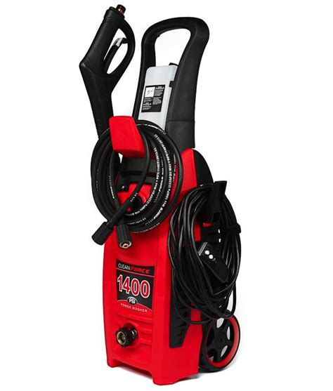 clean force  psi electric high pressure washer