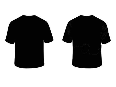 black shirt clip art  clkercom vector clip art