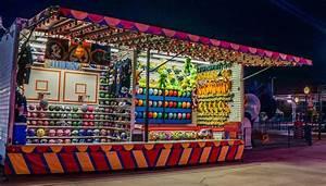 Free Photo Arcade Game Amusement Park Night Free