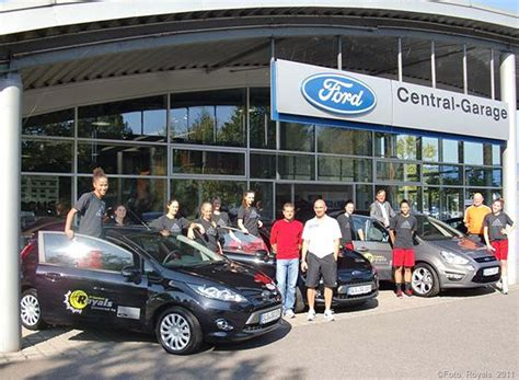 Ford Central Garage Gmbh D66763 Dillingen Saar