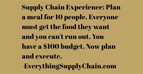 supply chain quotes  top leaders