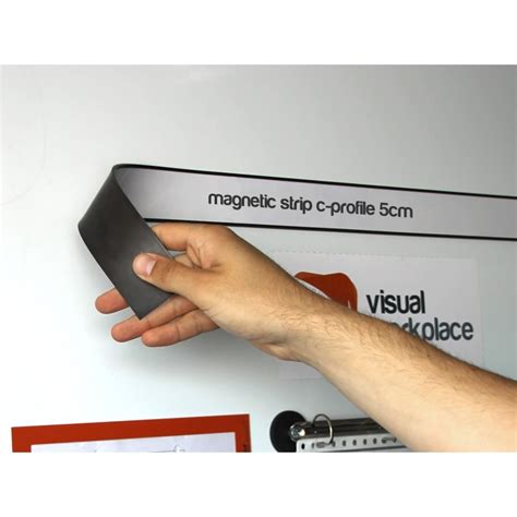 Homeopathic remedies on magnetic strip