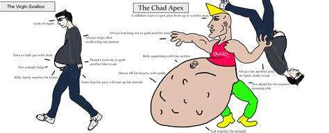 Vs Chad Template Vs Chad Vore Edition Vs Chad