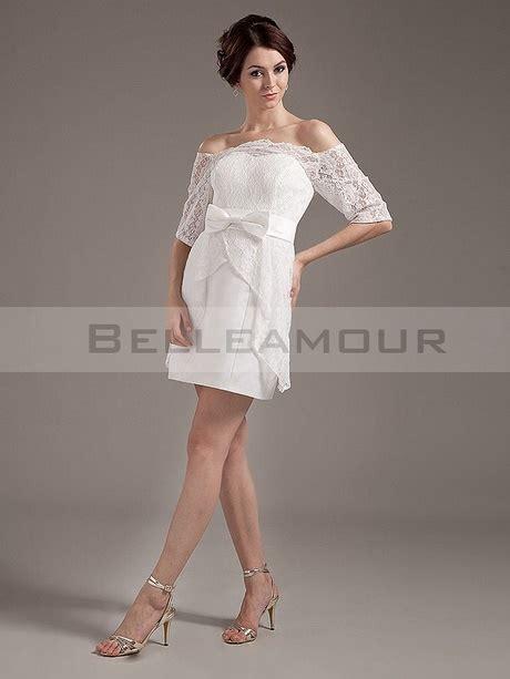 robe de mariée et blanche dentelle robe blanche dentelle mariage civil