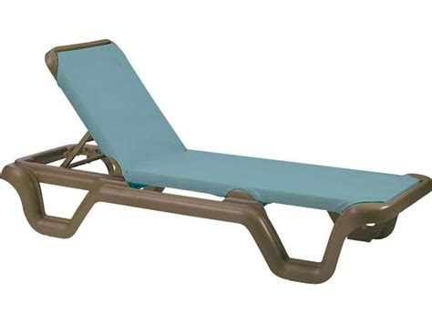 chaise solde grosfillex marina sling adjustable chaise sold in 2