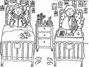 Hospital Coloring Pages For Kids Printable   www.pixshark ...