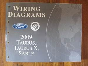 2009 Ford Taurus X Mercury Sable Electrical Wiring Diagram