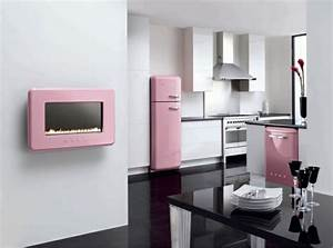 Smeg Kühlschrank Rosa : k hlschrank rosa smeg hickman beverly blog ~ Markanthonyermac.com Haus und Dekorationen