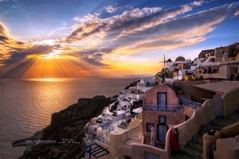 sunrise  santorini travel santorini greece