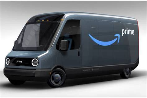 amazon  order  electric delivery vans  ev