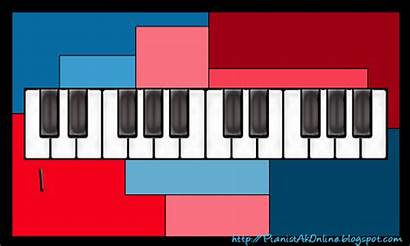 Octave Symbols Clef Piano Keyboard Terminology Lessons