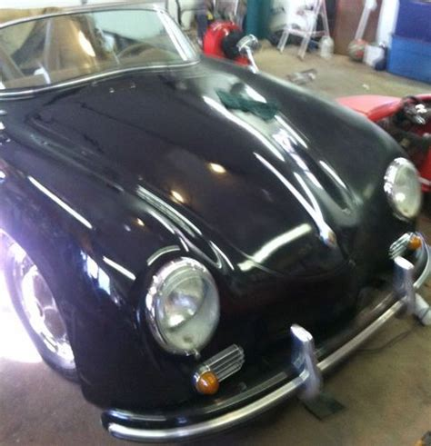 Sell New 1957 Porsche Vintage Speedster-replica-beck