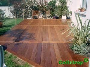 Terrasse Bois Exotique : cl tures am nagement de jardin bm cloture bm cloture jardin ~ Melissatoandfro.com Idées de Décoration