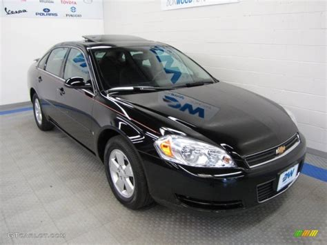 2006 Black Chevrolet Impala Lt #57696087