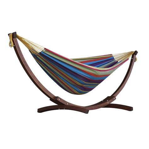 Cotton Hammocks vivere 8 ft cotton hammock in tropical with 8 ft