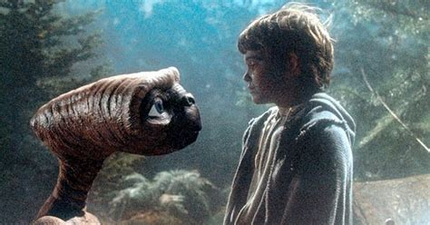 You can watch E.T. under the stars during an outdoor