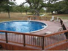 Swimming Pool Ideas With Deck Ground Swimming Pool Deck Designs Decorating Round Pool Deck Designs