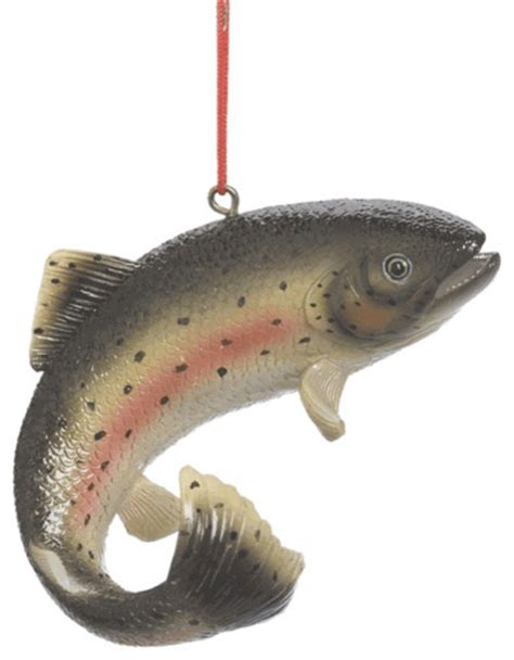 top 5 fishing themed christmas tree ornaments montana