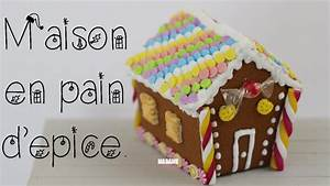 Kit Maison En Pain D épice : lpe maison en pain d 39 epice gingerbread house tuto ~ Teatrodelosmanantiales.com Idées de Décoration
