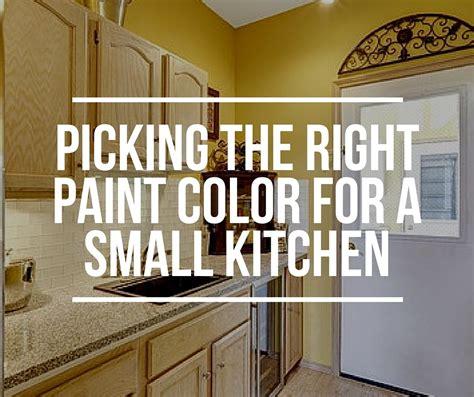 best colors for small kitchen desainrumahkeren