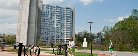 ud residence life housing  christiana towers