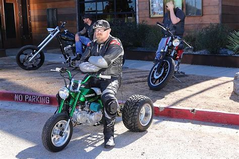 Gas Monkey Motorcycle by Gas Monkey Garage S Green Hondo Trike Is Up For Sale