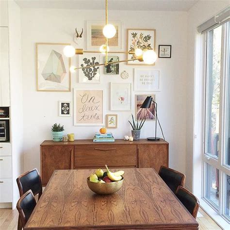 Dining Room Wall Ideas by 25 Modern Dining Room Gallery Wall Ideas Home Design And