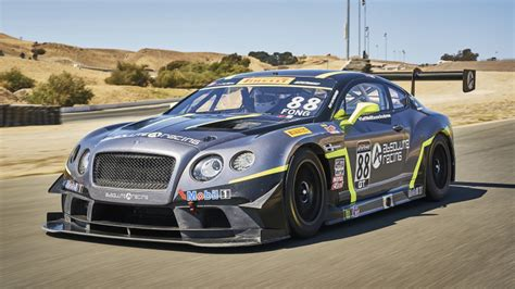 Bentley Race Car by What It S Like To Drive Bentley S Continental Gt3 Racecar