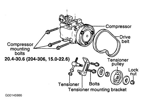 hyundai tiburon serpentine belt routing  timing