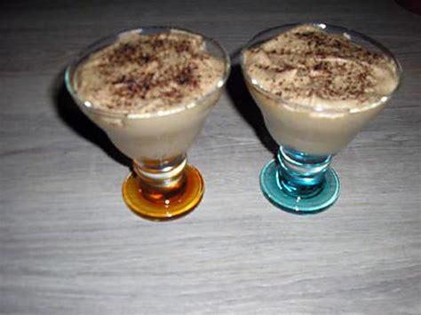 recette de verrines mousse chocolat caf 233 mascarpone