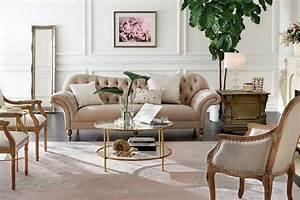 Vintage, Glam, Living, Room, U2013, Living, Room, U2013, The, Home, Depot