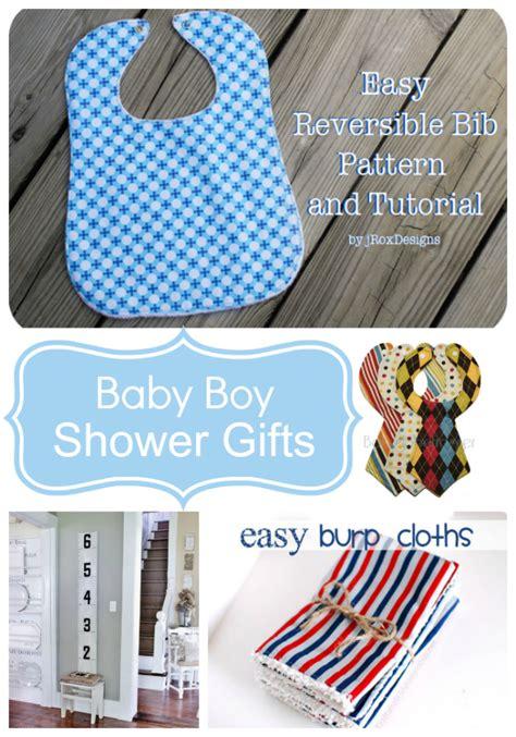 craftaholics anonymous handmade baby boy shower gifts