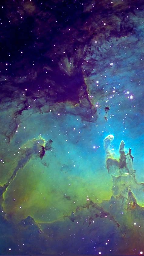 Find & download free graphic resources for blue background. Fantasy Nebula Space iPhone 6 wallpaper   Galaxy phone wallpaper, Galaxy wallpaper, Ipad air ...