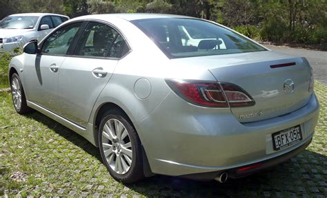 File2008 Mazda6 Gh Classic Sedan 2009 11 12 01