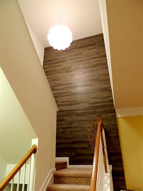 accent wall   vinyl flooring fabulous claudia