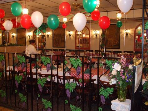 Italian Decorations For Home: 25+ Best Ideas About Italian Themed Parties On Pinterest
