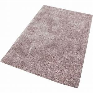 tapis shaggy relaxx rose clair esprit 70x140 With tapis rose clair