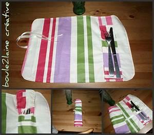 Set De Table : set de table nomade b2l pop couture ~ Teatrodelosmanantiales.com Idées de Décoration