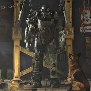 Power Armor Fallout 4 Minecraft Skin