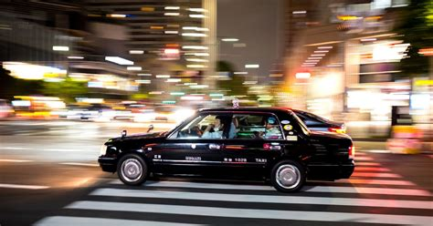 sony launches s ride taxi hailing service in tokyo the verge