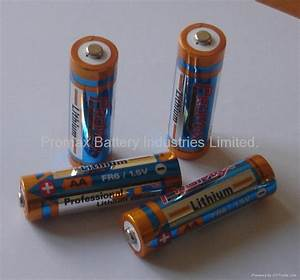 Lithium Aa Batterie : lithium iron aa battery 1 5v ultimate lithium l91 fr6 fr6 l91 aa your label are welcome ~ Orissabook.com Haus und Dekorationen