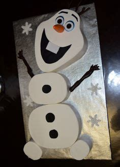 olaf cake pattern party ideas olaf cake cupcake cakes