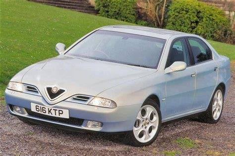 Alfa Romeo 166 (1999  2005) Used Car Review  Car Review