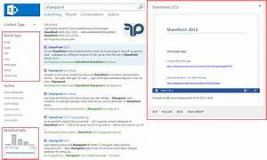 sharepoint 2013 search center setup With search documents in sharepoint