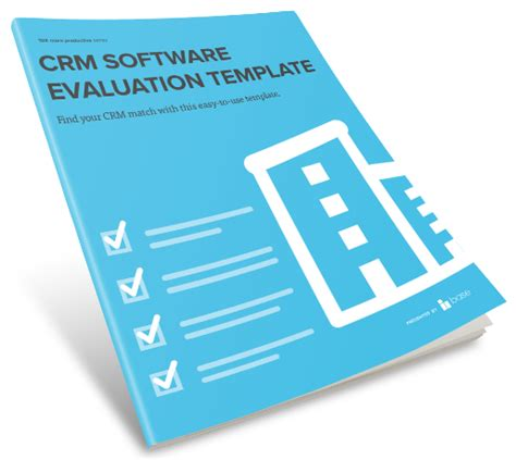 Crm Requirements Template by How To Evaluate Crm Software Free Crm Requirements