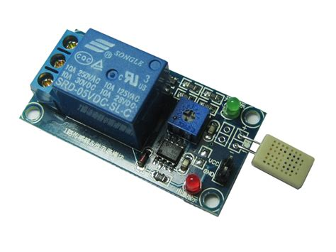 Humidity Switch Relay Module