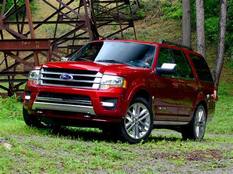 Ford Suv 2015 by Ford Announces Refreshed Size 2015 Expedition Suv