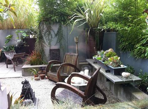 house plans with a courtyard creative small gardens